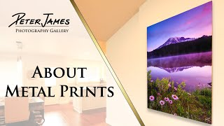 About Metal Prints - Nature Photography Wall Art