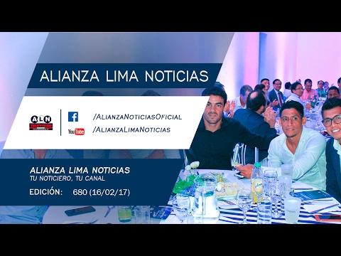 Alianza Lima Noticias: Edición 680 (16/02/17)