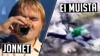 TOP 5 JONNET EI MUISTA VIDEOT