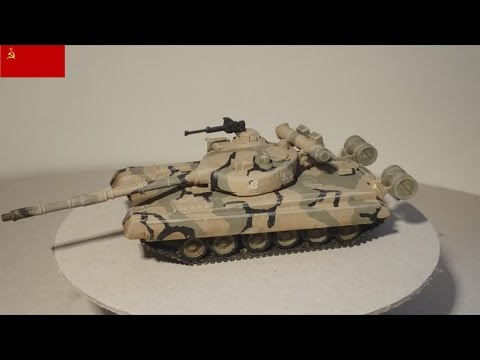 T-80 - Russische Armee - 1:72 Modell