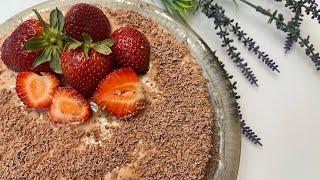 Торт на сковороде Шоколадный торт Домашний торт Вкусняшка