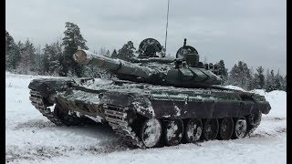 Тест-Драйв Танка Т72-Б3 || Мужской Разговор В Армии.