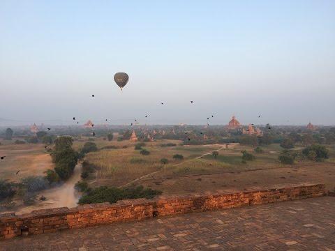 Backpacking Myanmar (Burma) 2015 Travel GoPro