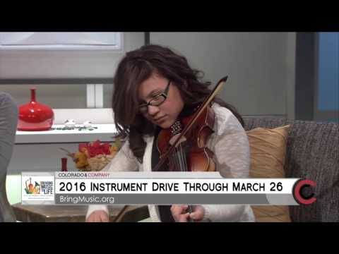 Bringing Music To Life - March 16, 2016