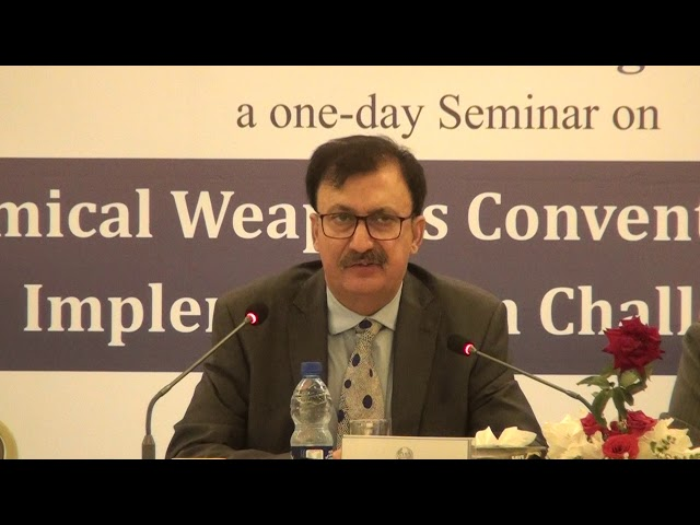 12 - Seminar on CWC Implementation Challenges