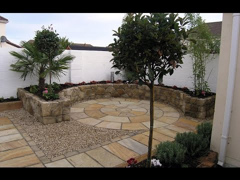 Amazing Stone Patio Designs Perfect for a Home - YouTube on Rock Patio Designs  id=18566