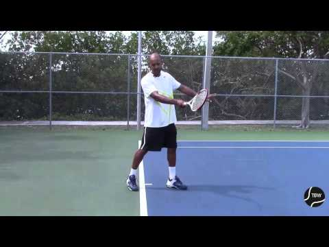Step 9 Impact Point C Forehand