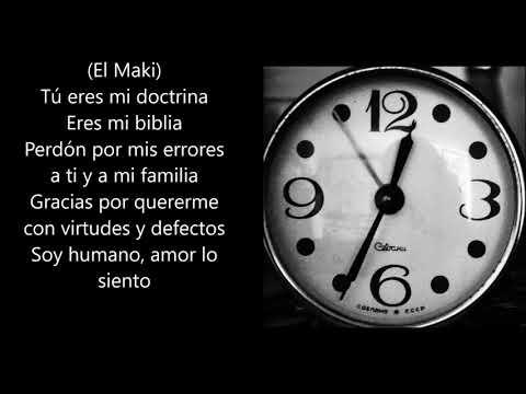 El Maki y Demarco - Quisiera parar el tiempo Letra