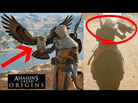 Assassin's Creed Origins: 10 Mind-Blowing Little Details