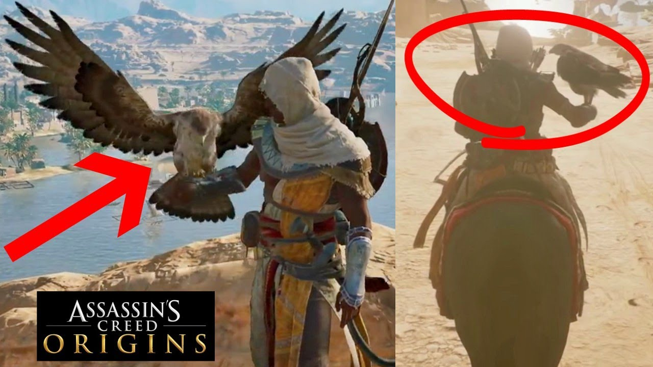 Assassin's Creed Origins: 10 Awesome Little Details