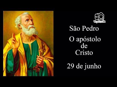 História da vida de São Pedro Apóstolo