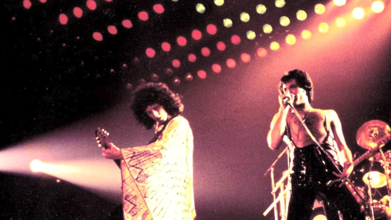 Queen Bohemian Rhapsody Live In Landover 1978