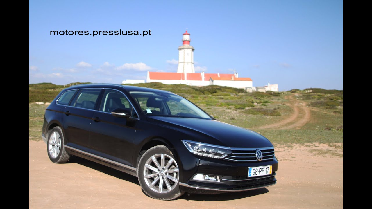 vw passat variant 2 0 tdi 150 cv highline dsg youtube. Black Bedroom Furniture Sets. Home Design Ideas