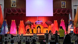 KG3/11 Anuban Chonburi School : Story Telling - ALADDIN EP.1