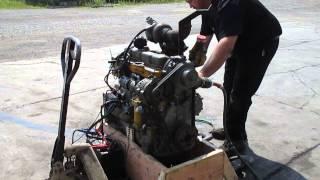 Reman John Deere 4045T Bench Test
