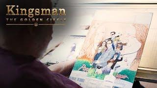 Kingsman: The Golden Circle | Al Jaffee Creates The Golden Foldin' | 20th Century FOX