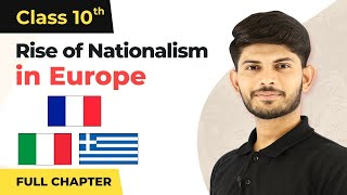 Rise Of Nationalism In Europe Full Chapter Class 10 History | CBSE History Class 10 Chapter 1