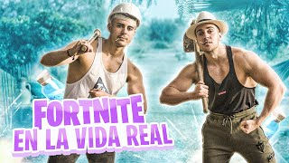 FORTNITE IN REAL LIFE 😱 AZADA CHAMPIONSHIP