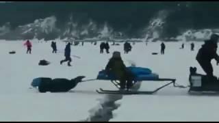 видео Охотское море (берега в России)