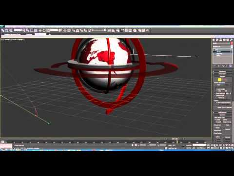 Interior Design In 3ds Max Bangla 2016-News Intro Modeling - News Logo Modeling In 3ds Max Part-8