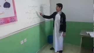 المعلم الصغير في مدارس الرواد ببريدة