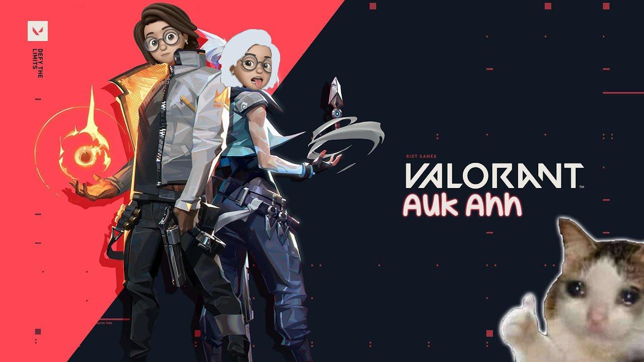 Valorant  - Auk Ah 🐴