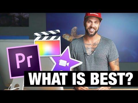 Best BEGINNER VIDEO EDITING PROGRAMS ? 🎥