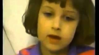 IMPACTANTE Entrevista de un Psicologo a una Niña (80's)