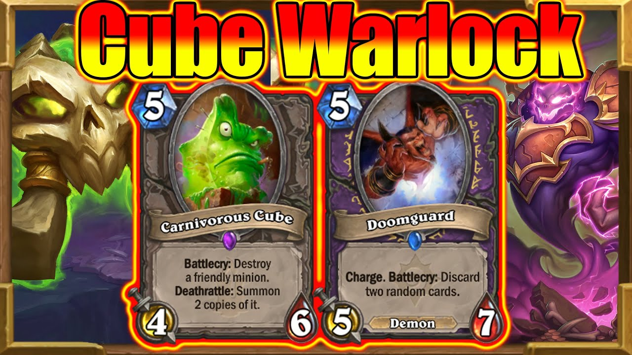 Cube Lock 2021 Edition #2 Won All Games & Beats Priests | United in Stormwind | WILD | Hearthstone