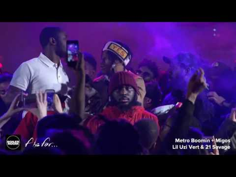Lil Uzi Vert - Money Longer, You Was Right (Live at New York Fashion Week)