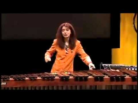 Evelyn Glennie, TED Speech,  How to listen to music with your whole body, pt 1/3