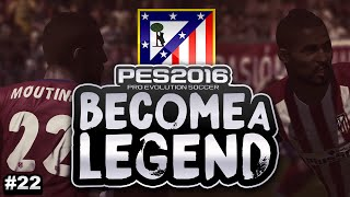 "BECOME A LEGEND! #22 |PES 2016! | ""CHASING TROPHIES!"""