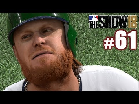 JUSTIN TURNER COMES THROUGH IN THE CLUTCH! | MLB The Show 18 | Diamond Dynasty #61
