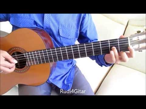 Belajar Kunci Gitar Iwan Fals Yang Terlupakan - Denting Piano Intro