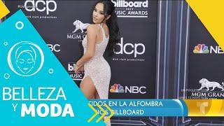 Mejores vestidos de los Billboard Awards 2019   Un Nuevo Día   Telemundo