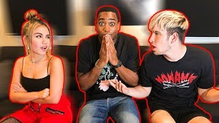 WHO KNOWS WHO BETTER COUPLES CHALLENGE w/ Jake and Tara