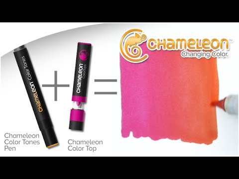 how to open chameleon color tops