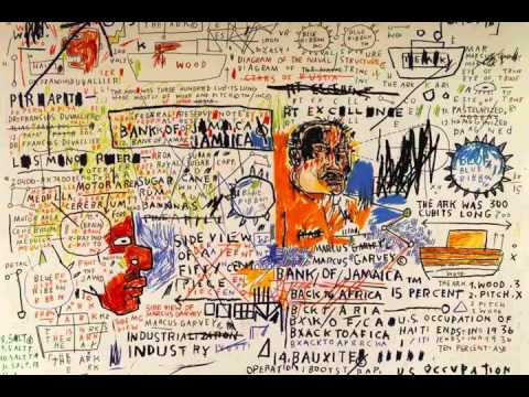 Langston Hughes Jean-Michel Basquiat Charles Mingus Leonard Feather