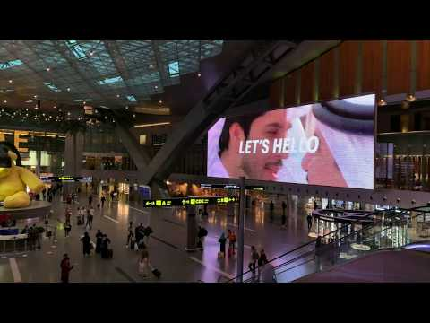 Hamad International Airport, Doha, Qatar: A Complete Tour