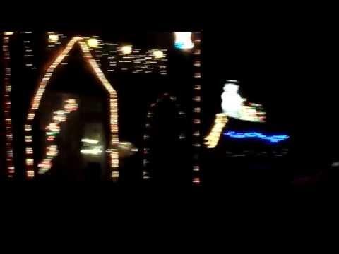 Hawtonville Estate, Devon Road, Newark-On-Trent  Christmas Lights