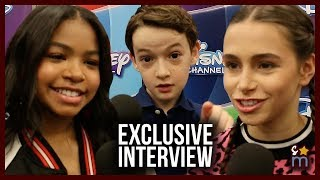 CHARMED (2018) Cast Interviews: Melonie Diaz, Sarah Jeffery