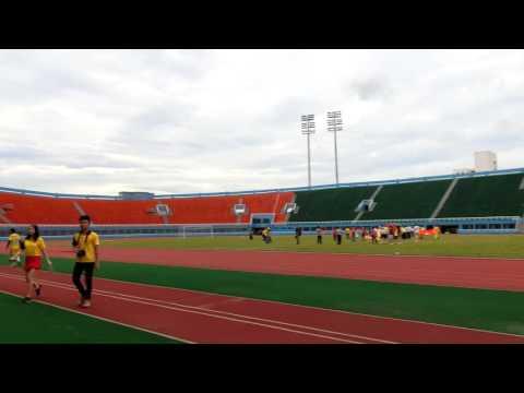 Việt Nam trò chơi bóng đá , biểu diễn múa Việt Nam , Sân vận động Taiwan Taoyuan