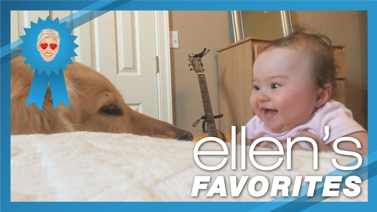 Ellens Favorite Babies Laughing