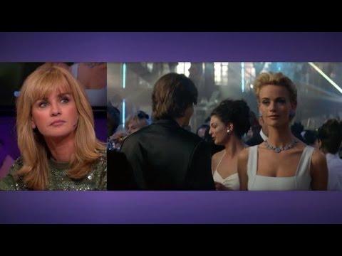 Bond-girl Daphne Deckers blikt terug - RTL LATE NIGHT