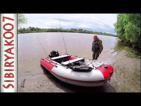 Рыбалка на реке. Новая лодка с мотором. СЧАСТЬЕ ЕСТЬ! Ловля на джиг и воблеры. Щука, окунь, судак.