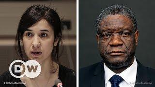 Nobel Barış Ödülü Mukwege Ve Nadia Murad'a - Dw Türkçe