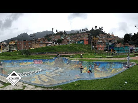 #BoardrBoys Day Off in Bogota, Colombia