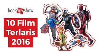 10 Film Hollywood Terlaris di 2016 - BookMyShow Indonesia