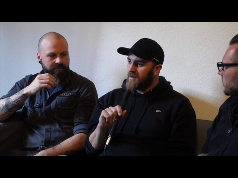 Time For Metal - Interview mit Twelve Foot Ninja (The Tube,