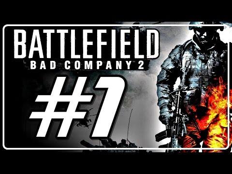 Battlefield: Bad Company 2 - Inicio da Guerra - Parte # 1 ( Legendado PT BR )
